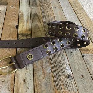 Michael Kors NWT Leather Belt